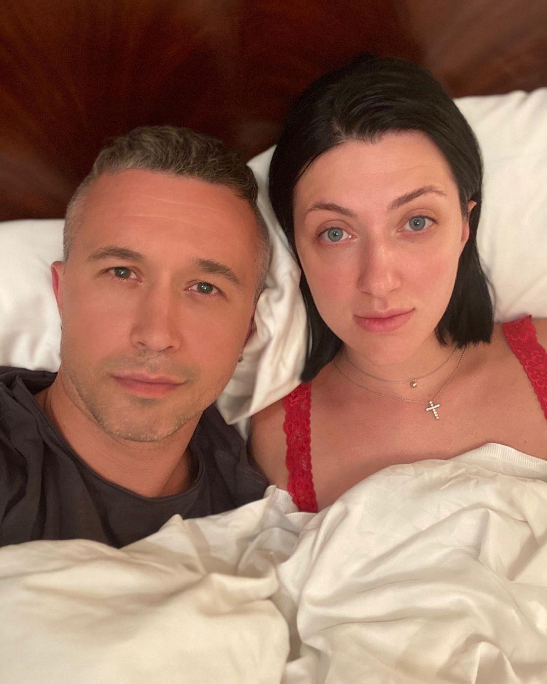 Жена Бабкина рассказала, как у них с артистом протекает коронавирус (Instagram Снежаны Бабкиной)
