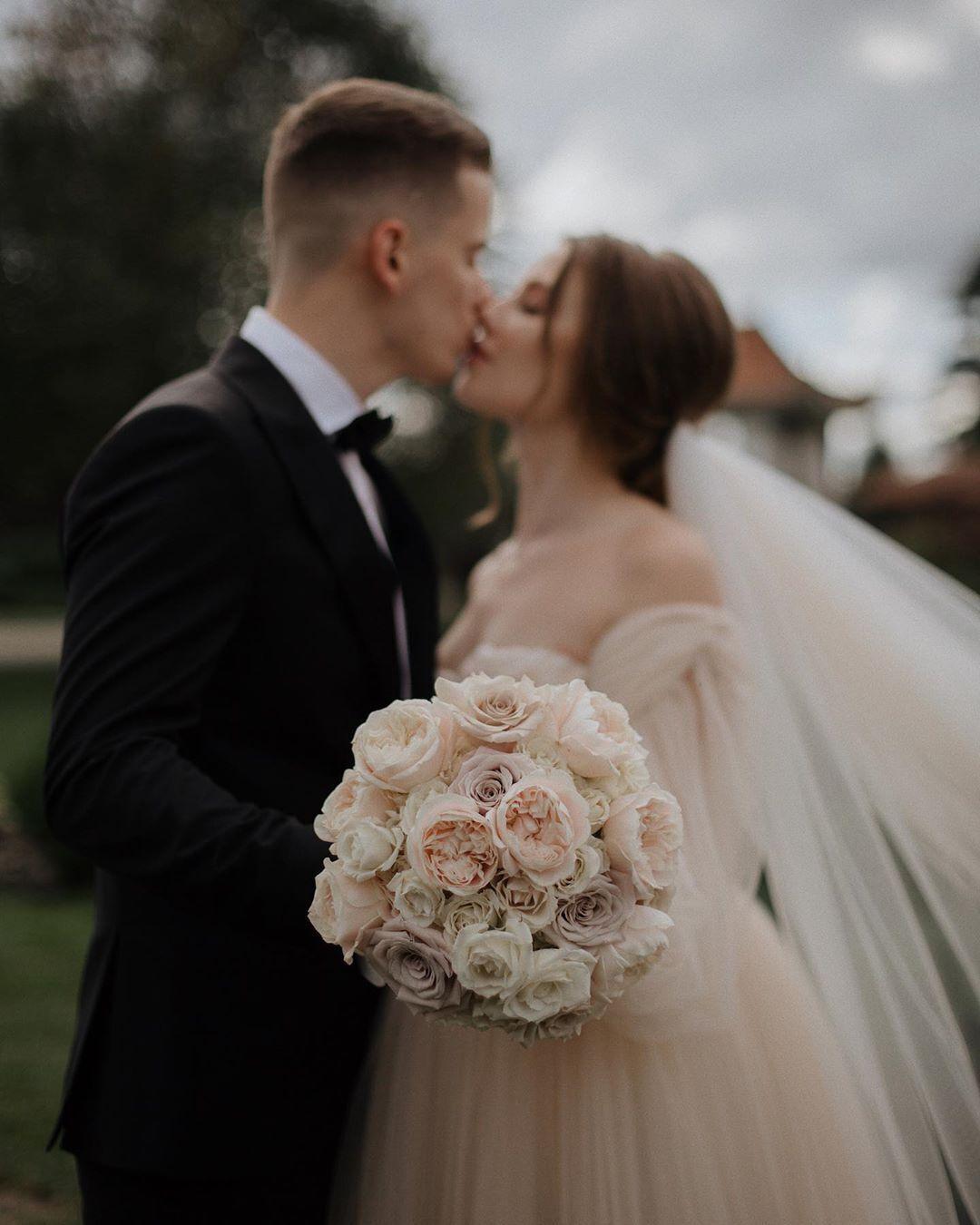 Арсений и Лиана поженились