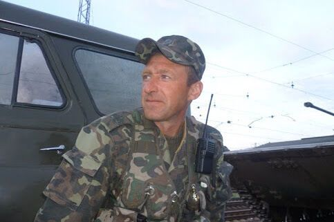Загиблий під Іловайськом комбриг 51 бригади ЗСУ Павло Півоваренко