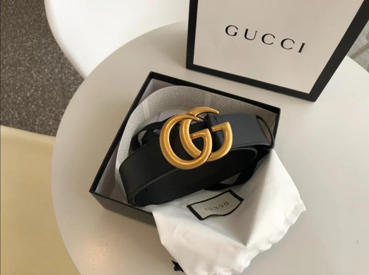 Ремень Gucci (фото – vkstore.com.ua)