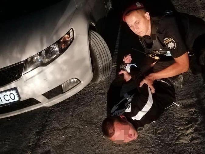 Мужчину задержали через 2 часа после похищения ребенка