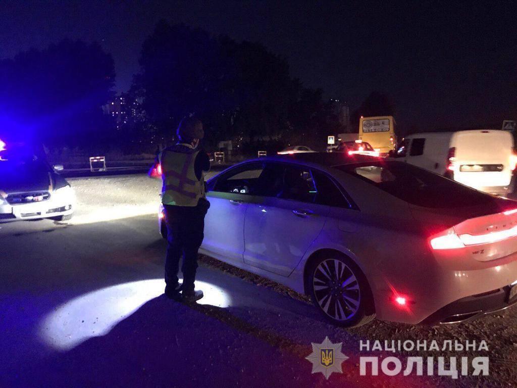 """Викрадача затримали в полі біля аеропорту """"Бориспіль"""""""