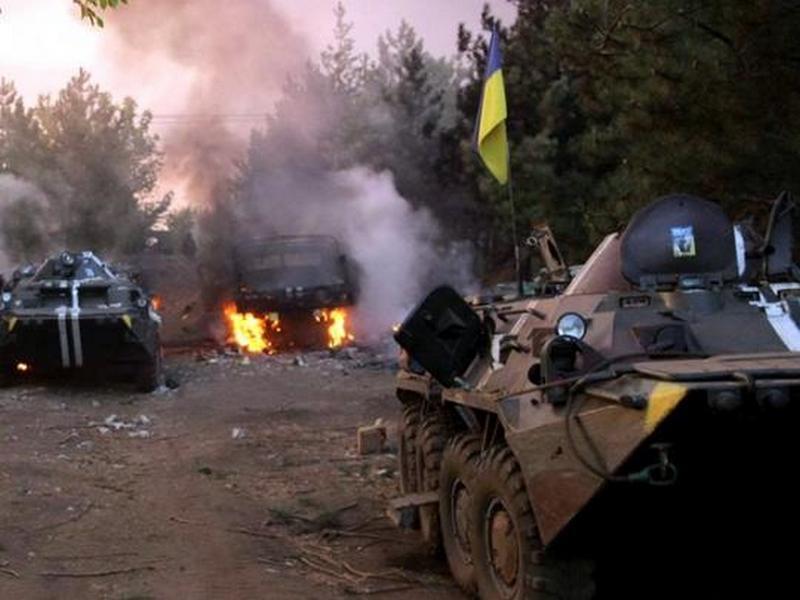 Украинских воинов расстреливали, как в тире