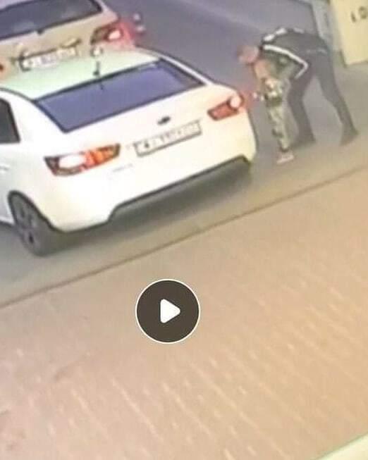 Викрадач змусив дитину сісти в машину
