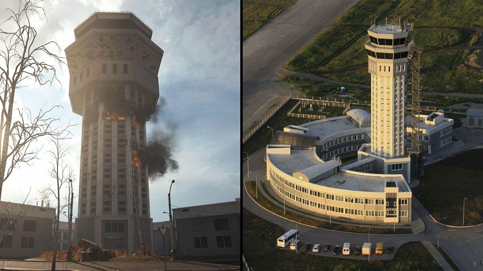 """Аеропорт і вежа Верданська - Аеропорт """"Донецьк"""""""