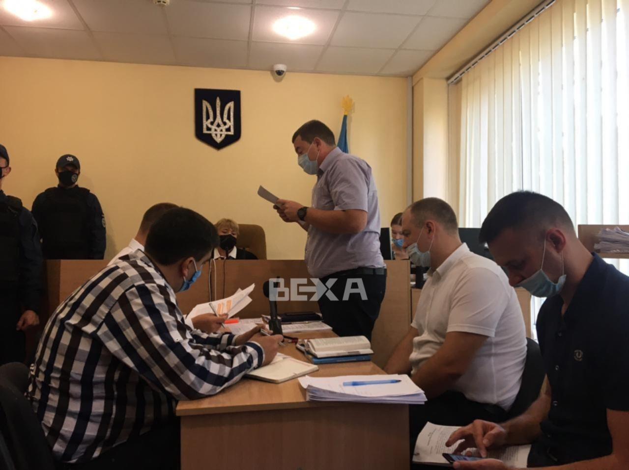 Cуд состоялся в Харькове