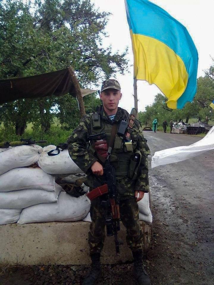 Подозреваемый Максим Гарманов