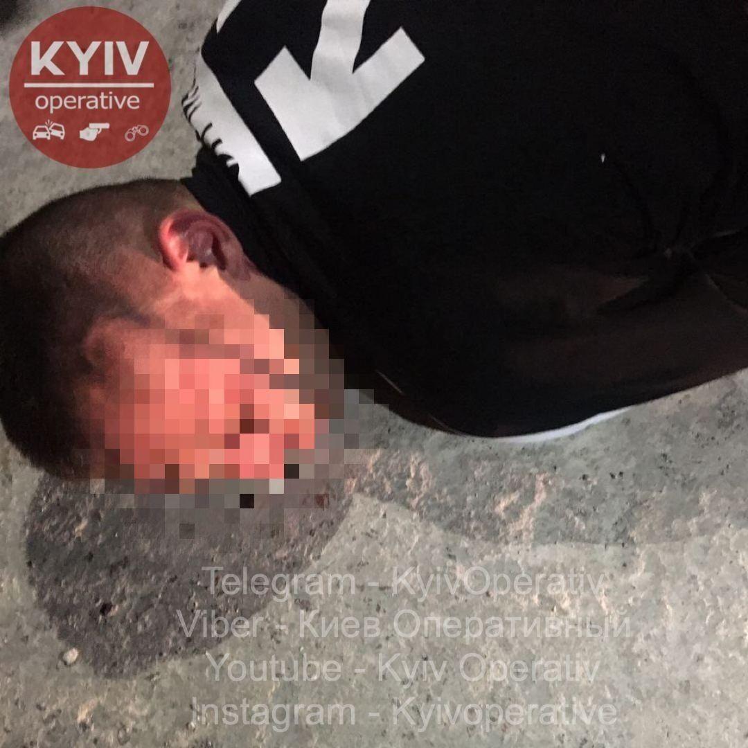 Поліція затримала викрадача дитини в Київській області