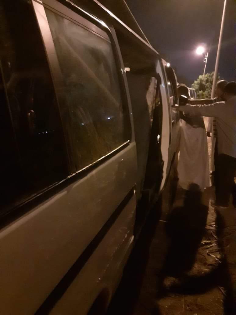 В Египте автобус с пассажирамиупал в канал: много погибших. Фото.