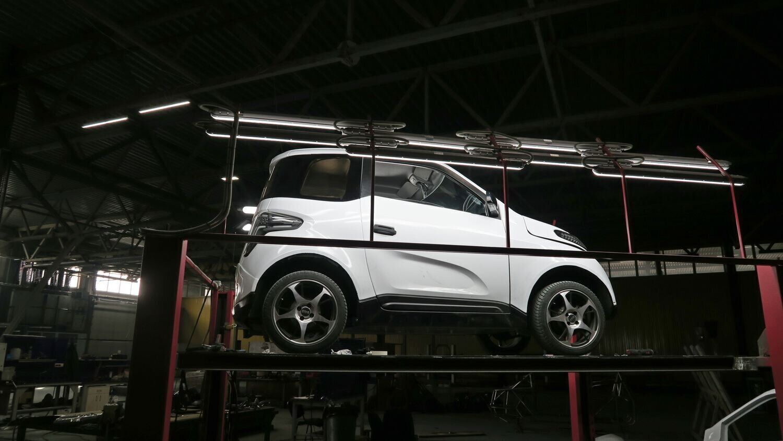 Производство Zetta планируют начать до конца 2020 года.
