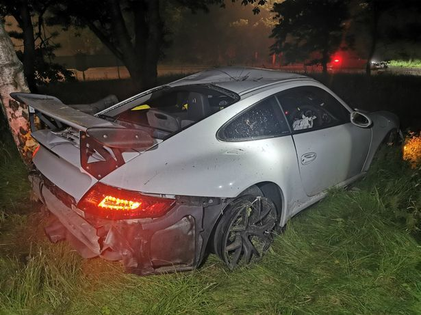 За кермом Porsche 911 GT3 знаходився школяр.