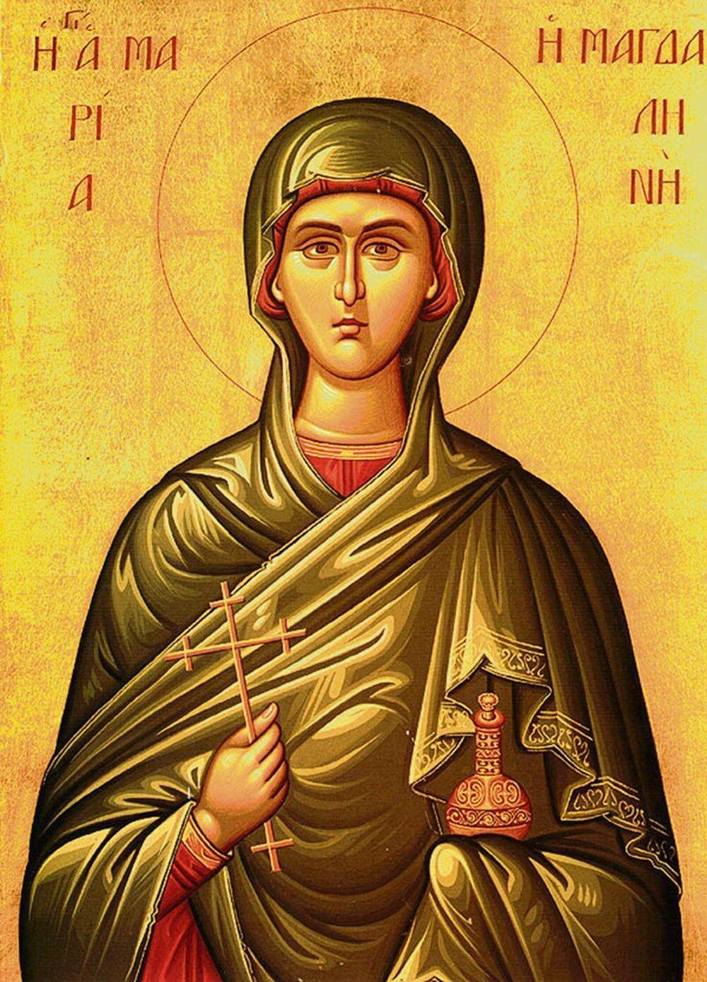 Свята Марія Магдалина. Ікона