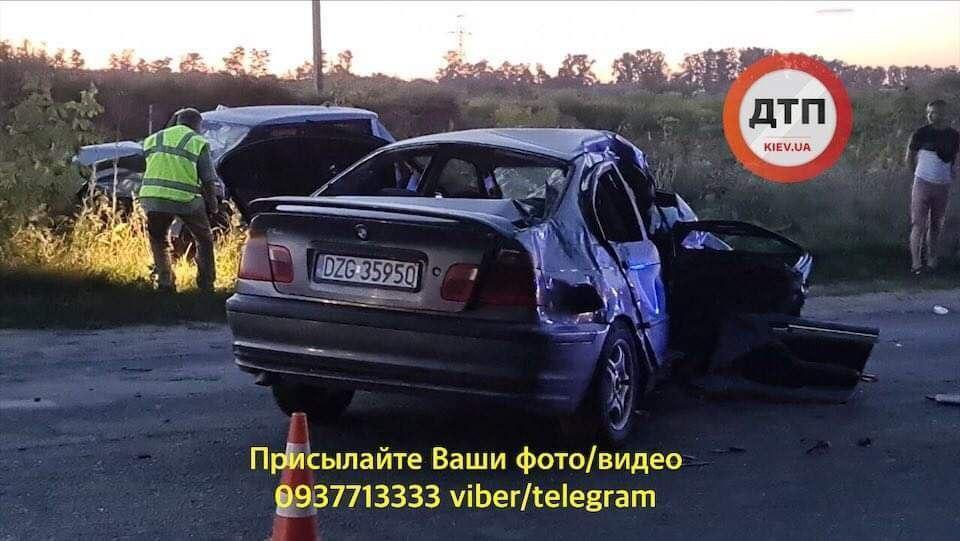 Предварительно водитель BMW находился под воздействием наркотиков