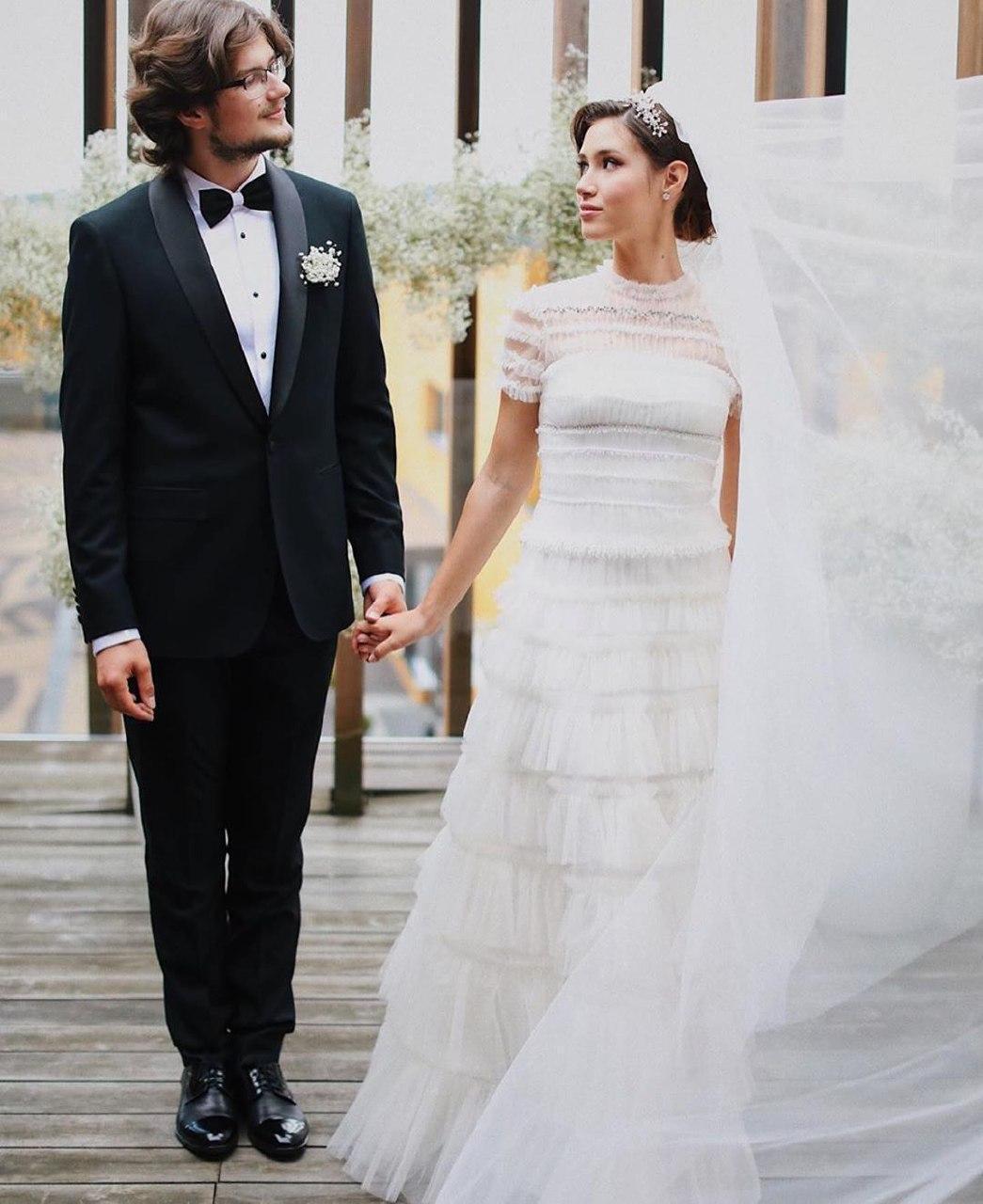 Дочь Неемцова вышла замуж