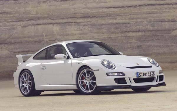 Так виглядає цілий Porsche 911 GT3.