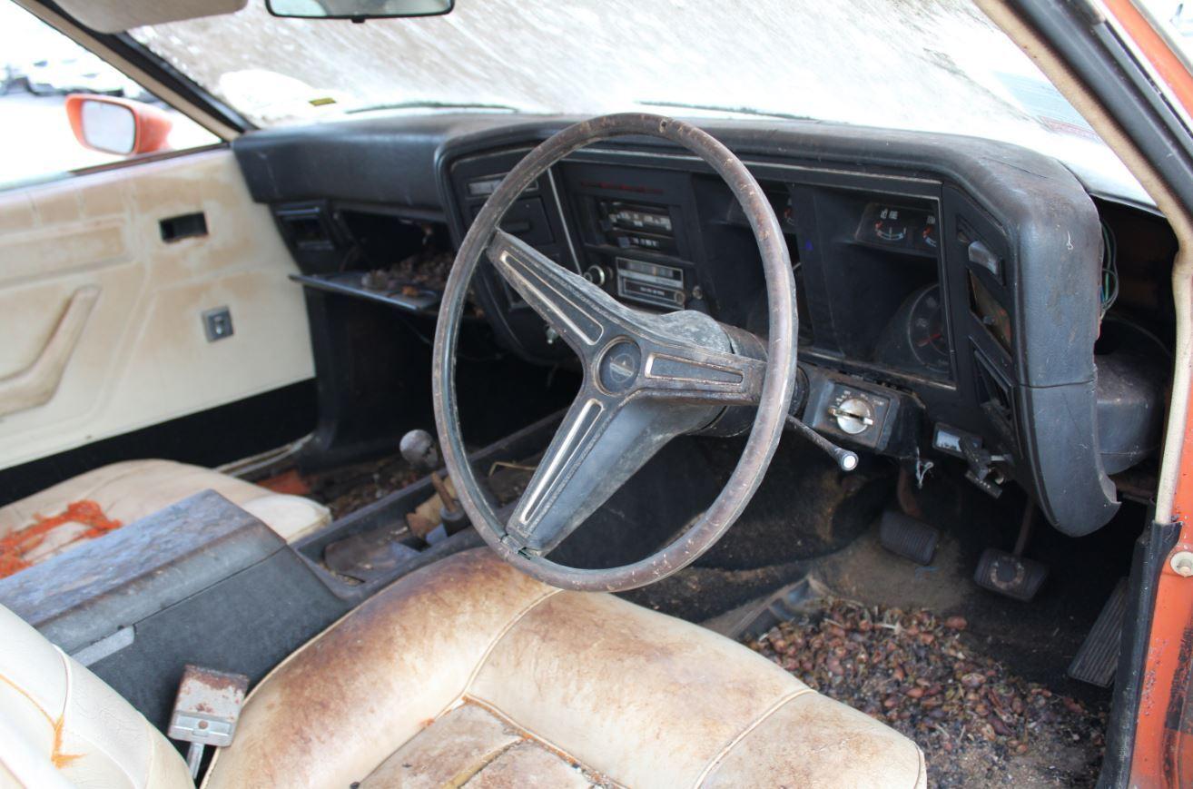 Старый Ford, который продали за 6 млн грн.