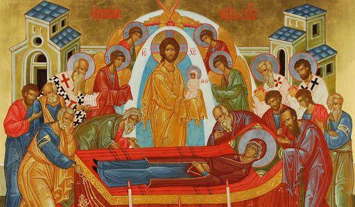 Успенский пост установлен в честь праздника Успения Пресвятой Богородицы