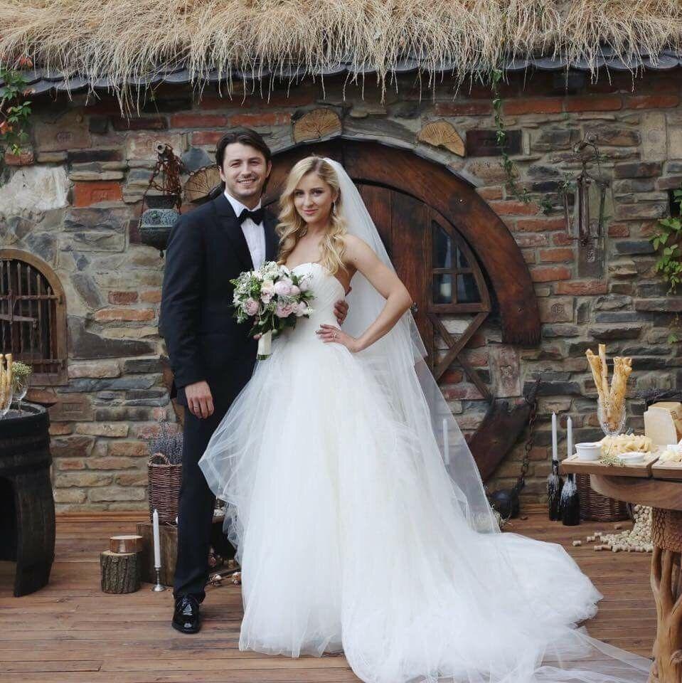 Свадьба Сергея Притулы и Катерины