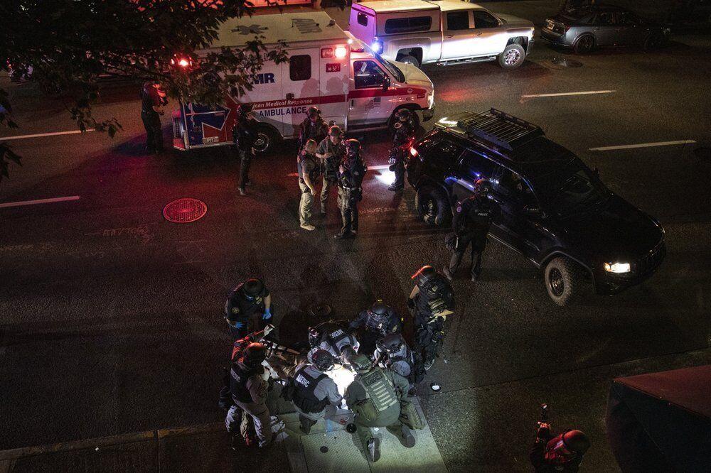 Медики констатировали смерть от огнестрельного ранения в грудь