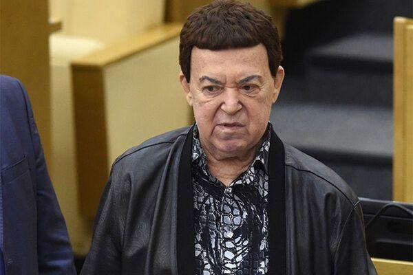 Йосип Кобзон помер 30 серпня 2018 року