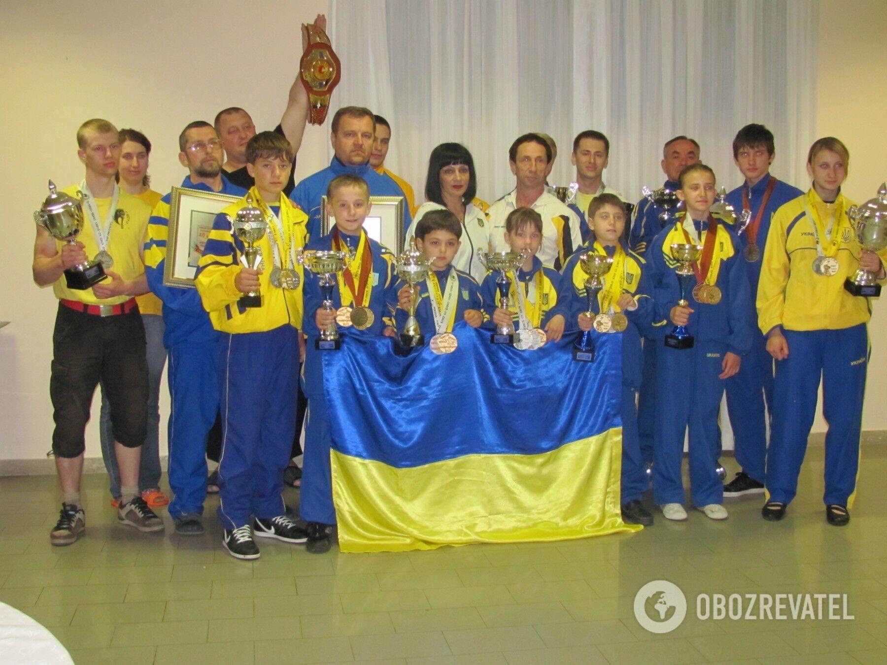 Олег Шевандин – президент Федерации ушу/гунфу и цигун Донецкой области