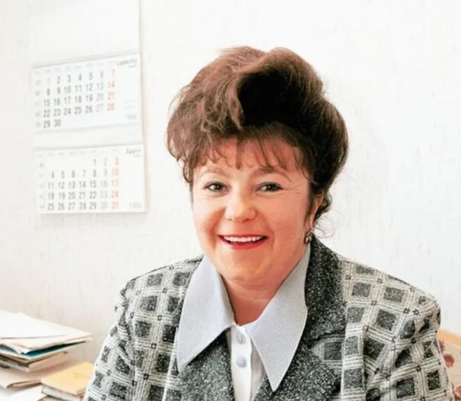 Галина Желнерович, законная жена Александра Лукашенко