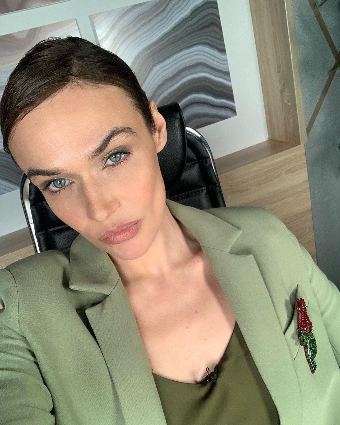 Водонаєва висловилася про анексію Криму Росією (Instagram Олени Водонаєвої)