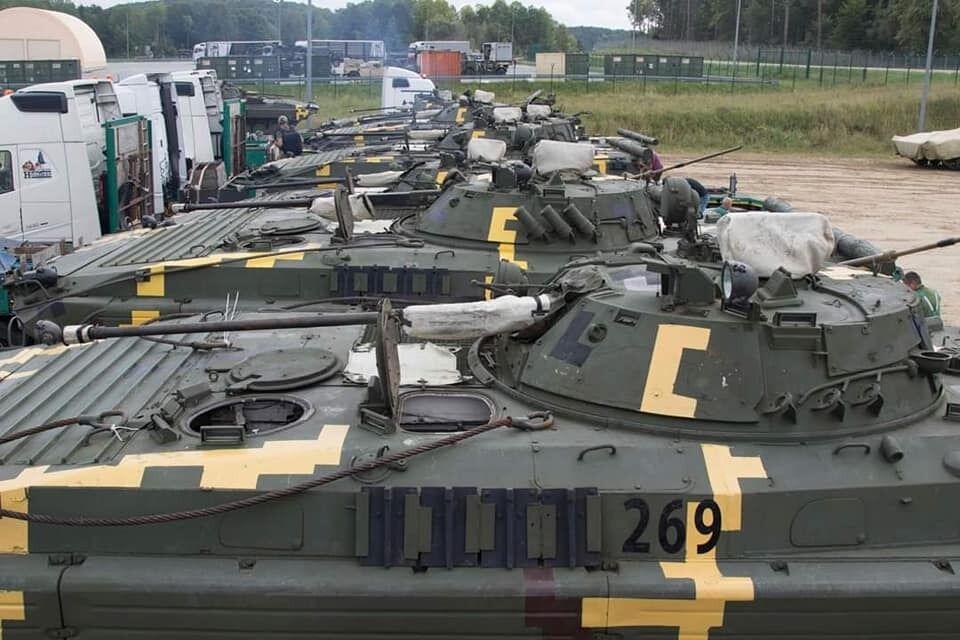 До участі в Combined Resolve XIV залучено підрозділи ЗС країн-членів НАТО та партнерів