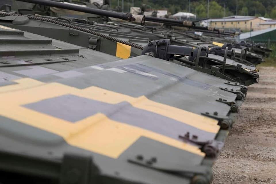 Загалом у Combined Resolve XIV візьмуть участь майже 3500 військовослужбовців