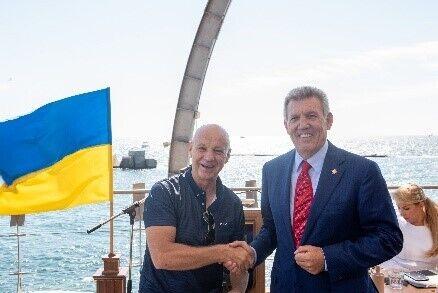 Украинская морская партия Сергея Кивалова идет на выборы с четкой программой