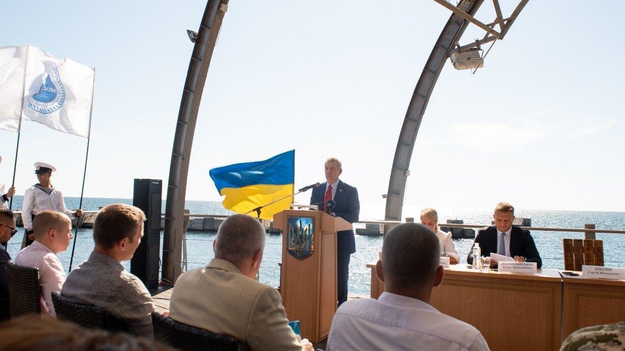 Партия Кивалова будет представлена практически во всех регионах страны