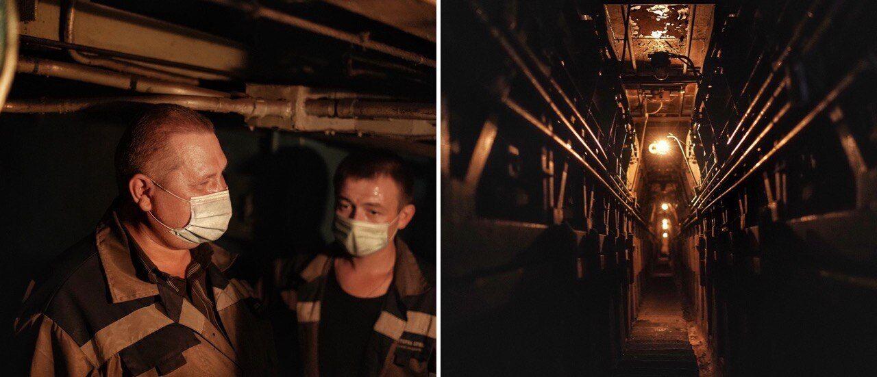 Підескалаторний вхід у метро Києва