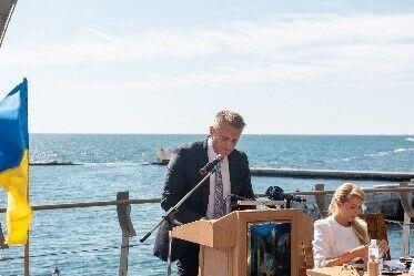 Кивалов единогласно был переизбран главой Украинской морской партии