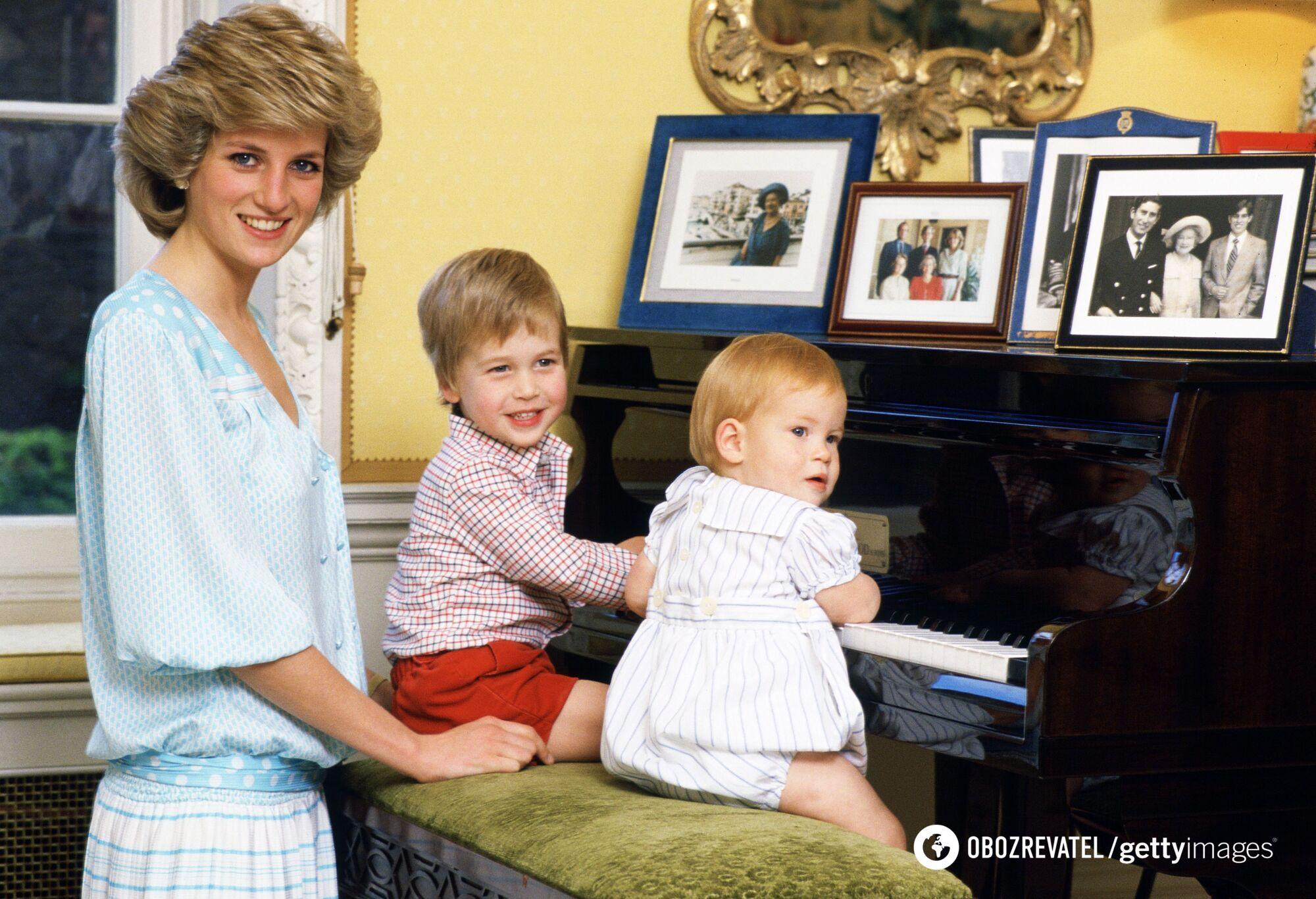 Принцеса Діана померла 23 роки тому