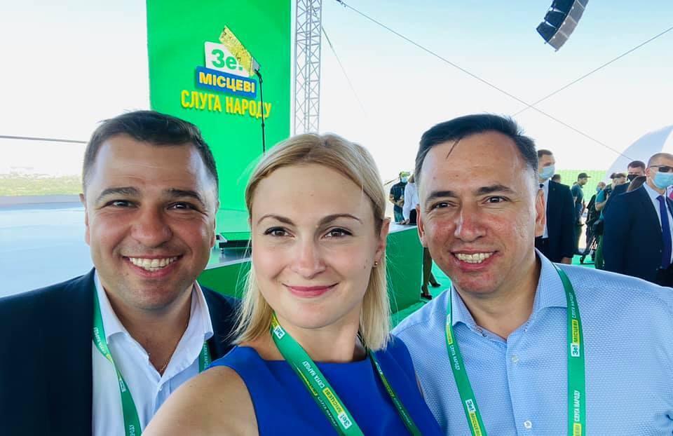 Виктор Гевко слева на фото.