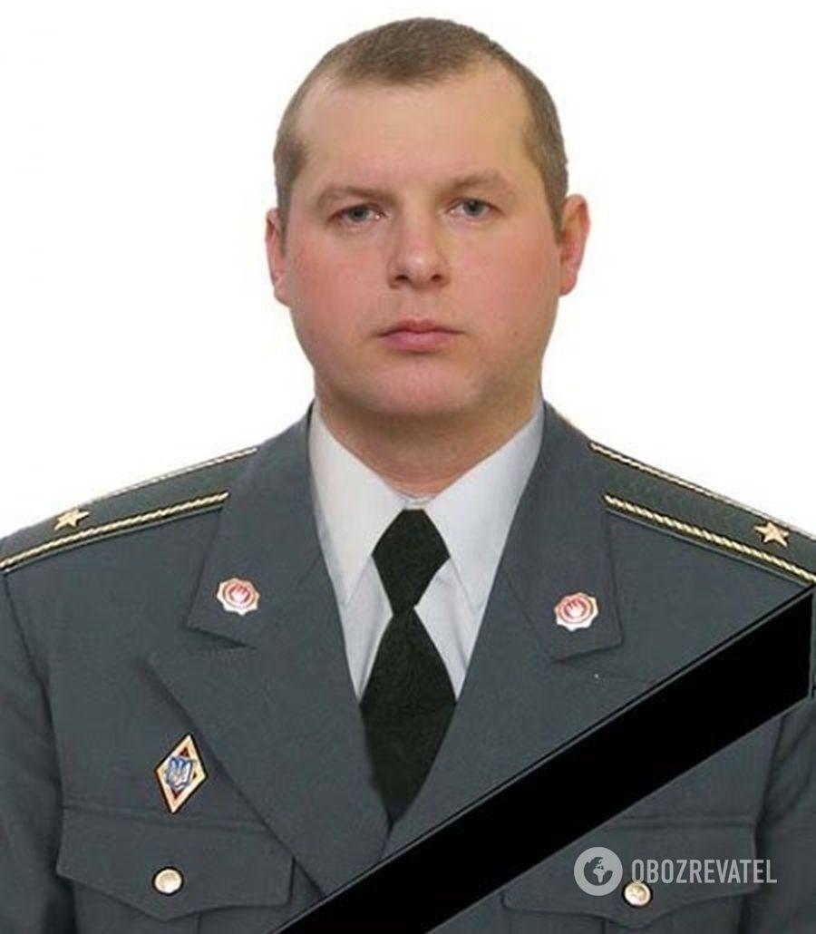 Иван Мамчур погиб в 37 лет