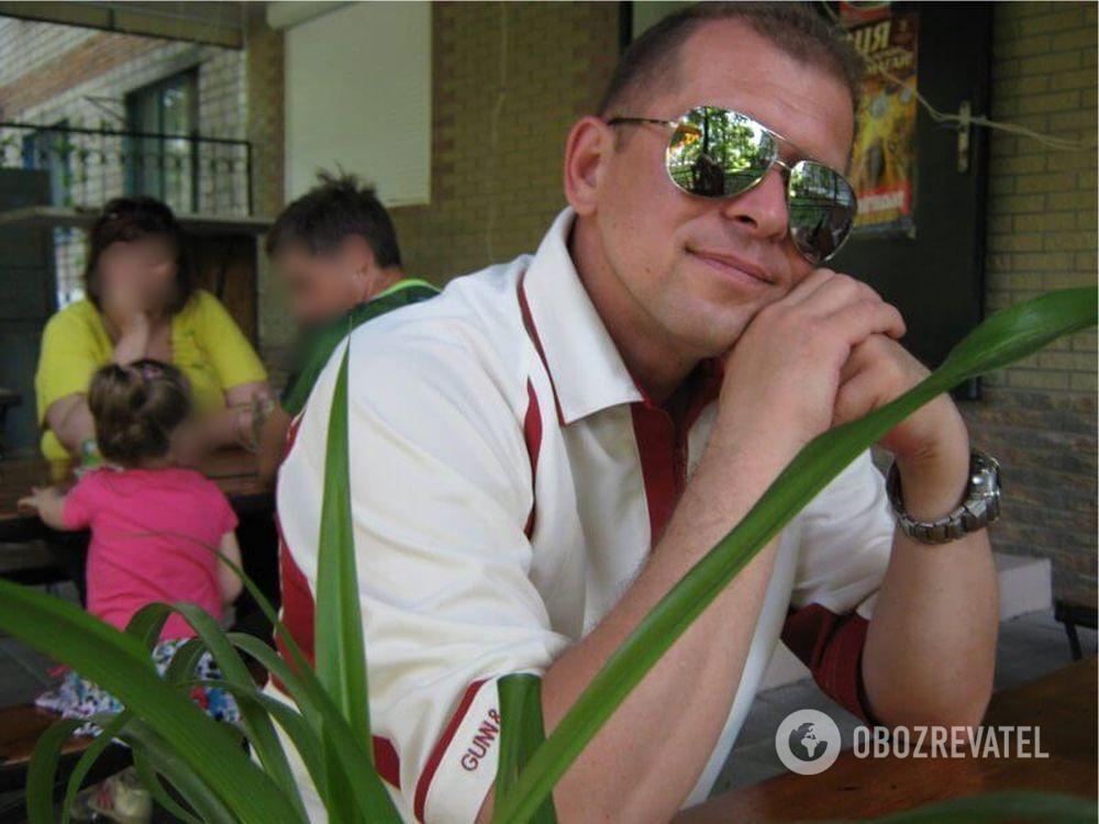 Олег Смородинов