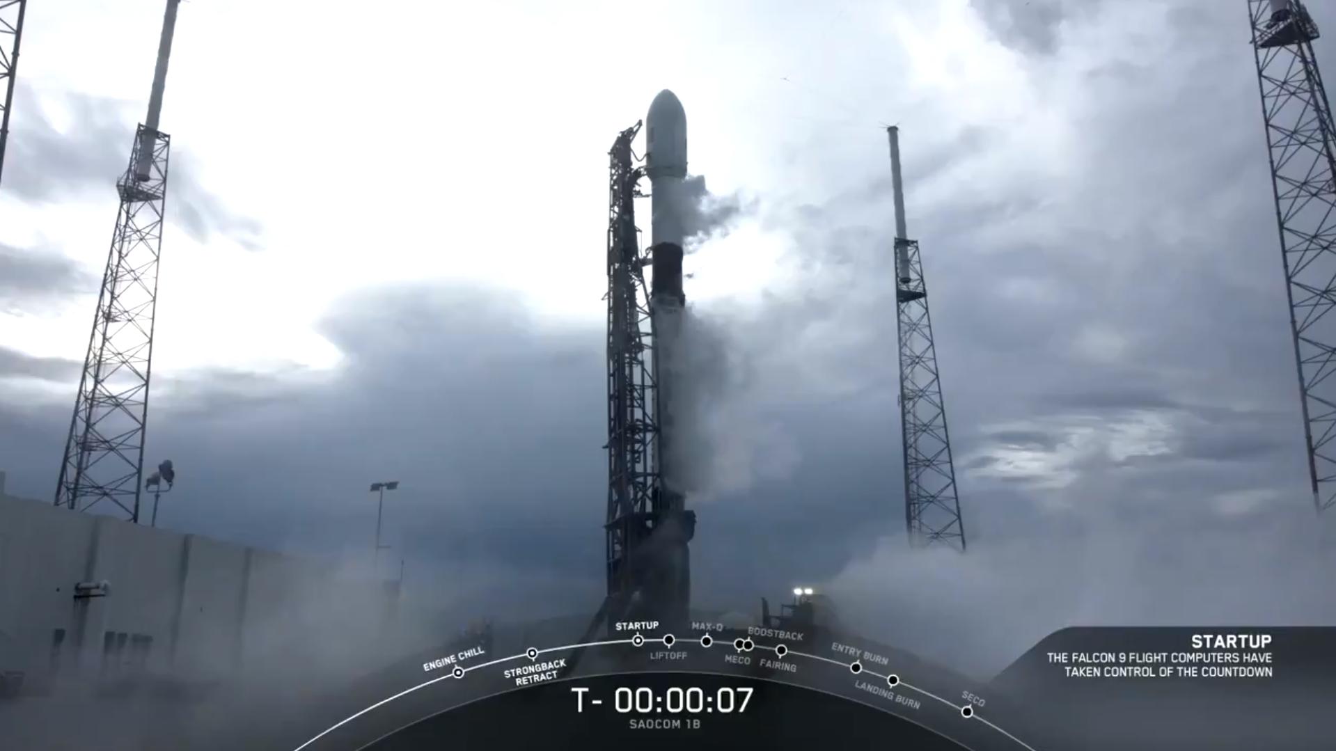 Ракета-носитель Falcon-9