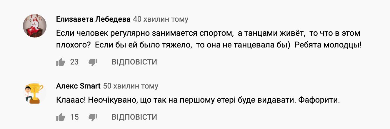 Некоторые пользователи раскритиковали Гвоздеву