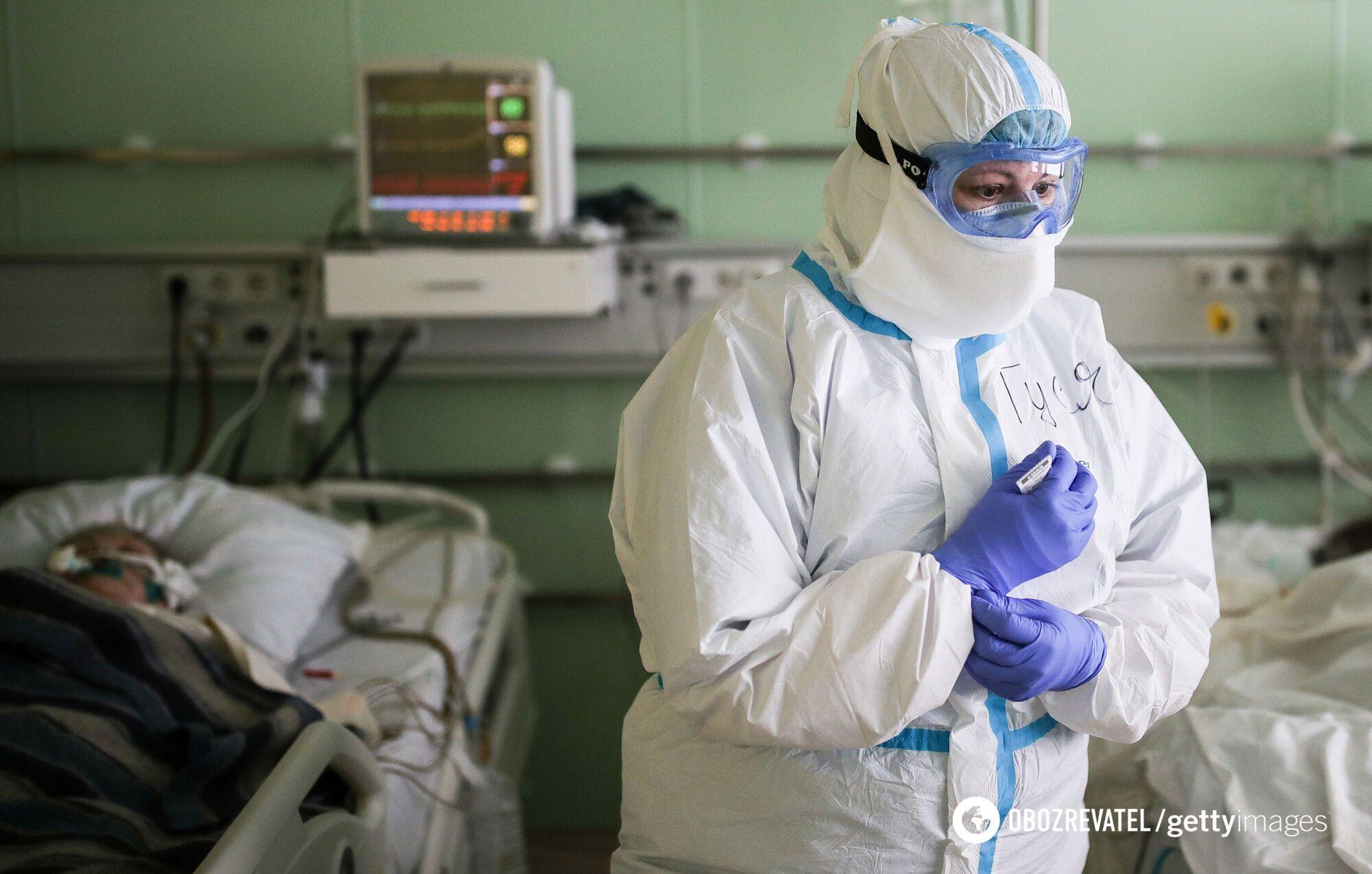 """Вакцинация от гриппа снижает риск """"реанимационной"""" ситуации при заболевании COVID-19"""