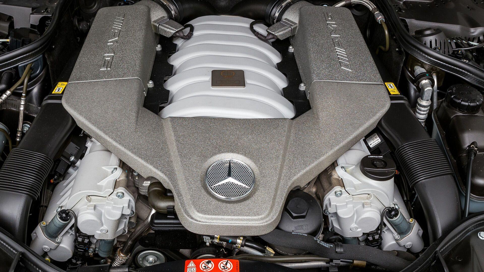Mercedes-Benz E 63 AMG W211 2006 года без пробега.
