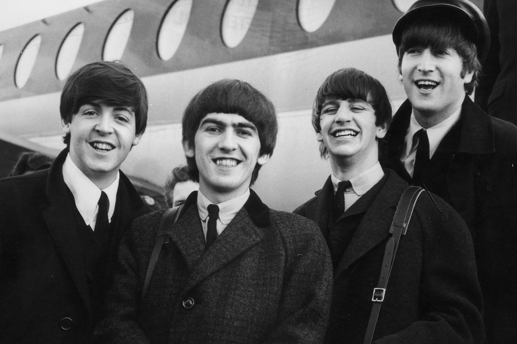 The Beatles распалась из-за ссоры