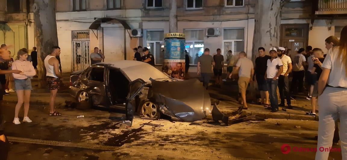 ДТП в центре Одессы