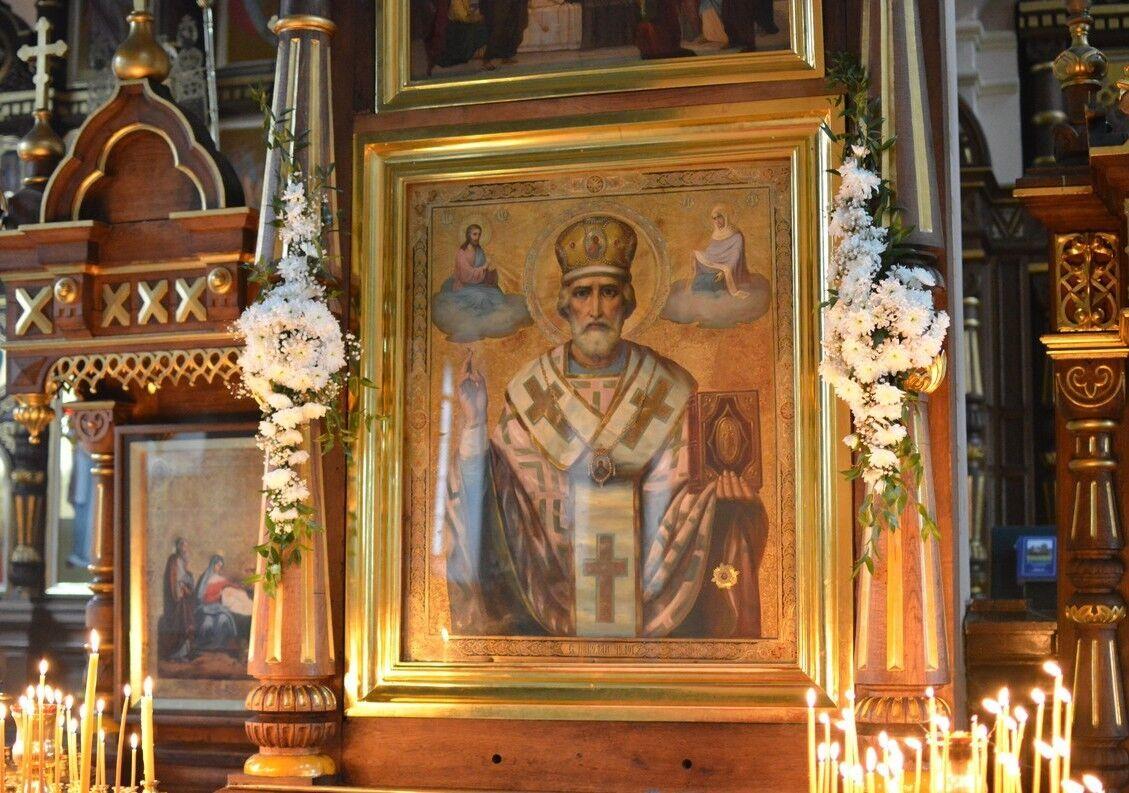 В Рождество Николая Чудотворца рекомендуется сходить в церковь