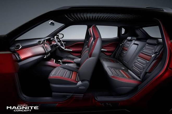 Салон Nissan Manite.