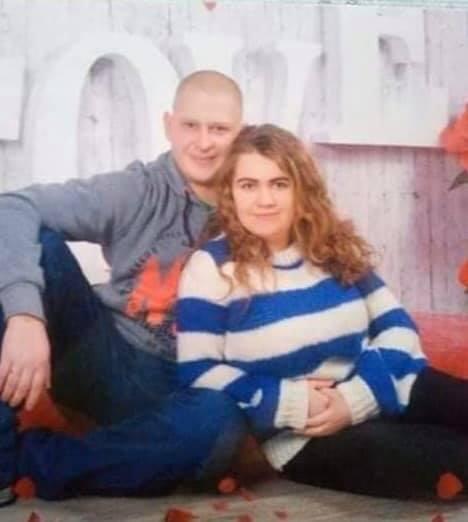 Роман Тарасенко із дружиною