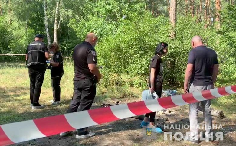 В Киеве женщина расчленила и пыталась сжечь тело мужчины