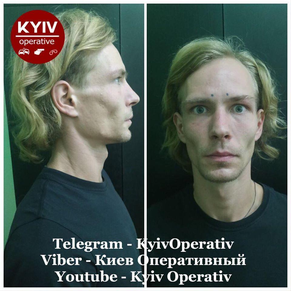 У Києві оголосили у розшук підозрюваного у зґвалтуванні
