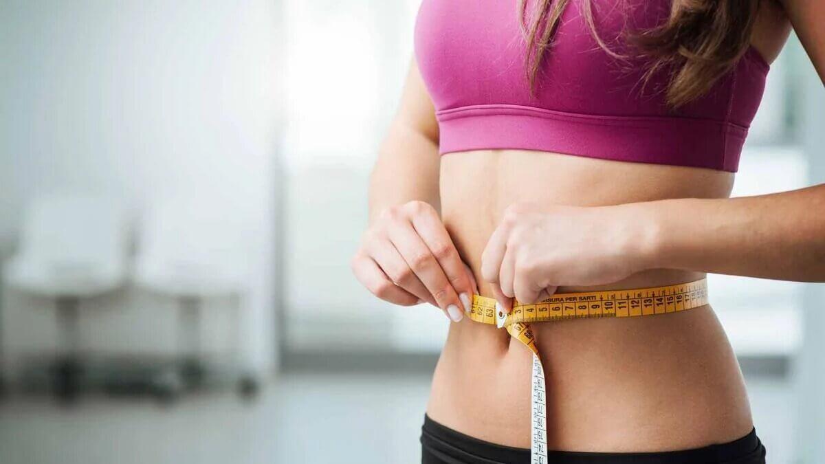 Во время поддержания веса важно не переедать