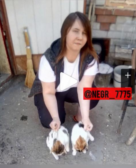 Кристина снимала издевательства над животными